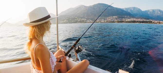 ESSENTIAL FISHING TIPS FOR WOMEN
